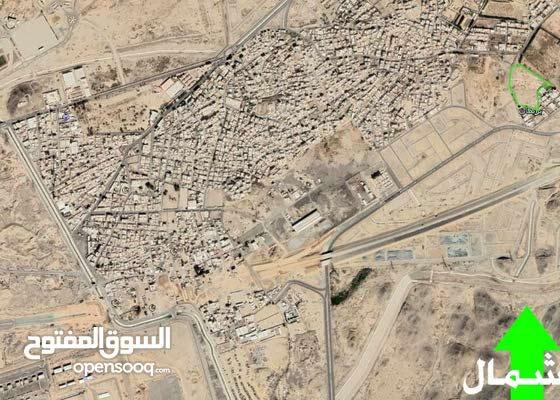 ارض حوش 32 الف متر مربع في جدة بريمان للايجار