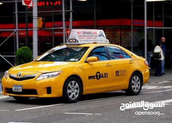 taxi driver Required مطلوب سائق تاكسي