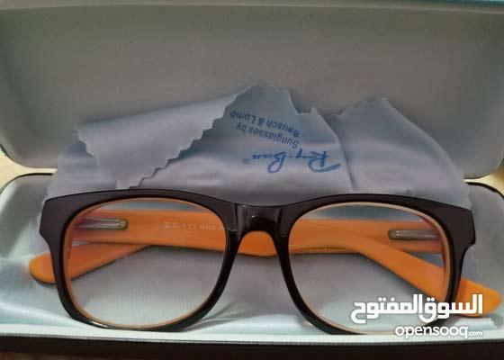 فريم نظارة للاطفال راي بان بحالة ممتازة