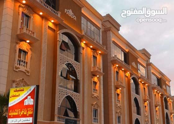 شقة فاخرة للبيع في جدة - حدائق الصفا