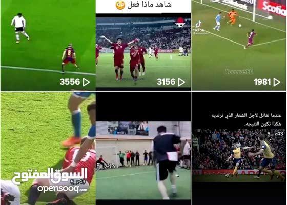 حساب تيك توك 10k متابع ومشاهدات عاليه واليوزر 10ok   رباعي ومميز