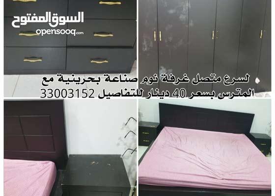 للبيع غرف نوم لسرع متصل خشب بحريني