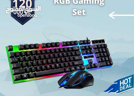 RGB gaming set
