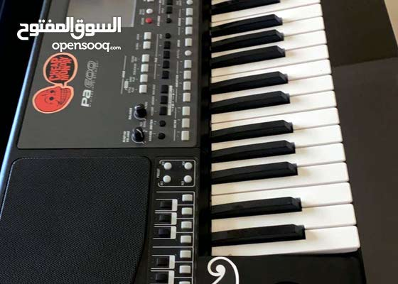 korg pa600 with exapinson
