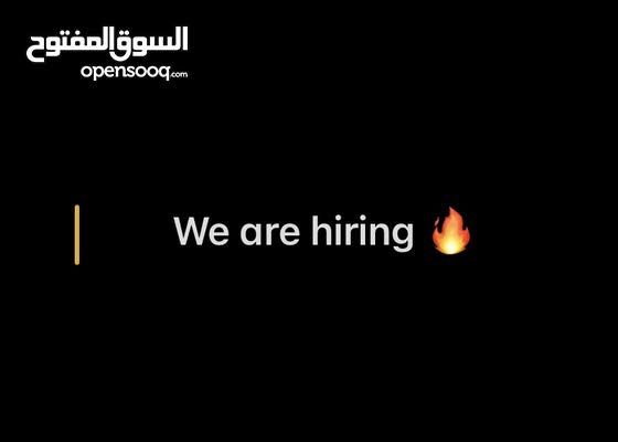 we are looking for ice cream worker