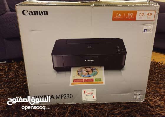 Canon Pixma MP230 Printer/Scanner/Copier. طابعة كانون