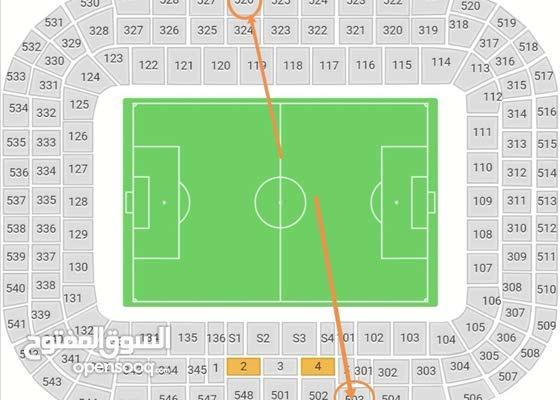 تذاكر مباراة برشلونة و أتلتيكو مدريد السوبر الاسباني