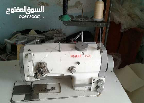 machine à coudre triple entrenement pfaff en bonne état