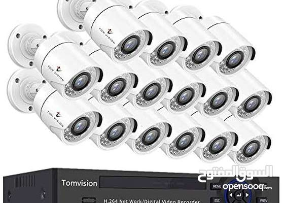 16 channel Hybrid Full HD 1080P Security Surveillance System