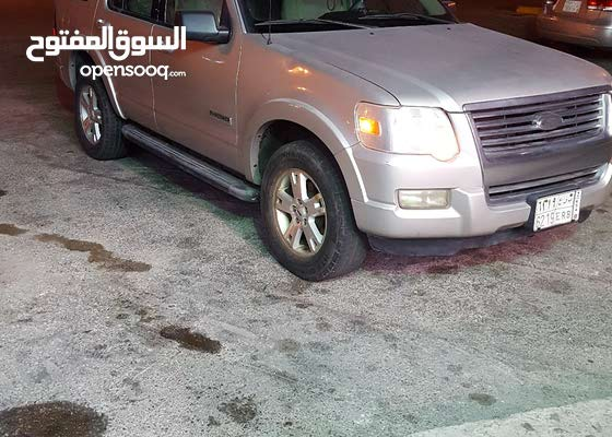 Ford Explorer car for sale 2008 in Dammam city
