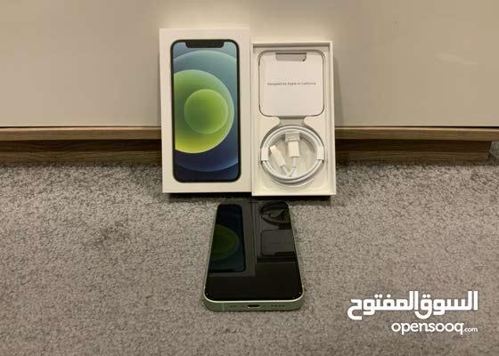 iPhone 12 mini unlocked - 256gb green