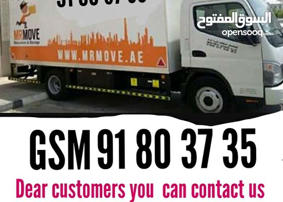 Muscat House shifting services