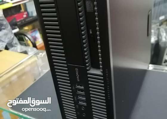 جهاز مكتبي hp i7