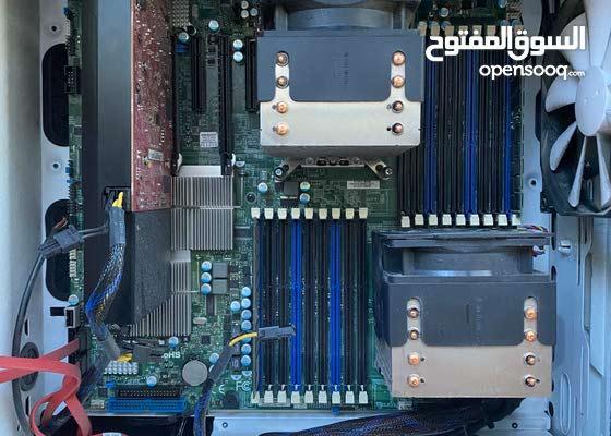 Bargain! SuperMicro X8DAH Dual CPU Intel Xeon CPU X5650