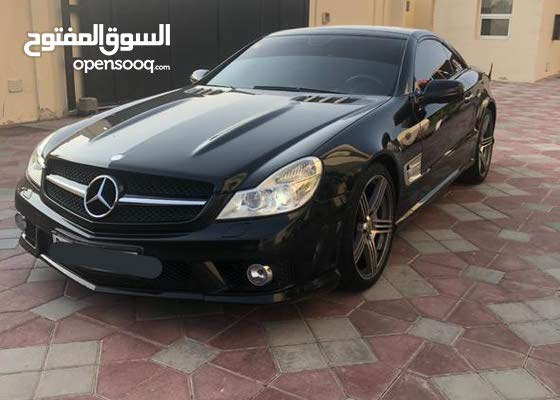 Mercades Sl 350 converted to Sl 65 AMG (v12 bi turbo)