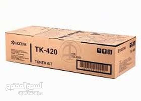 Kyocera 2550 toner tk 420