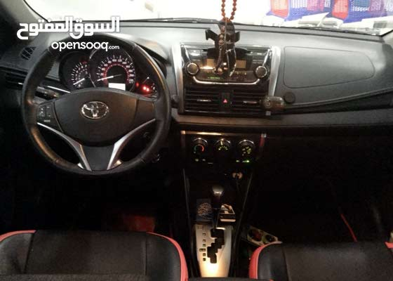 Toyota yaris 2014 sport for sale low mileage free accident 1.5 L