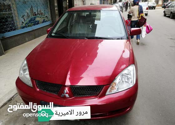 سياره لانسر بومه 2008