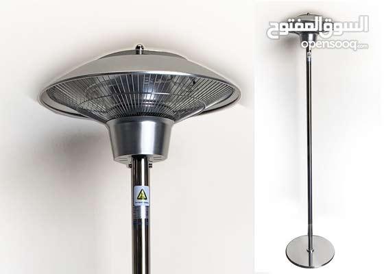 2000w standing halogen heater