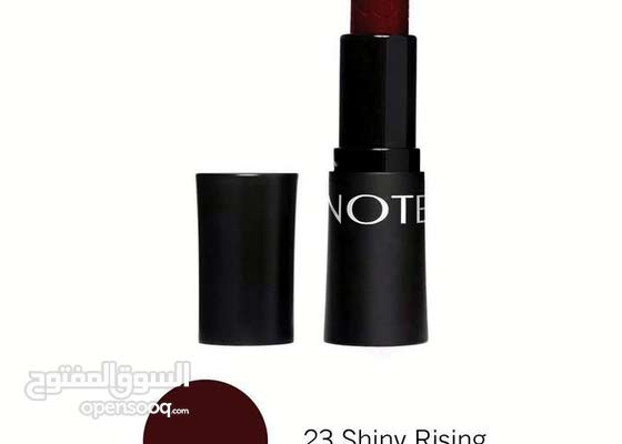 NOTE ULTRA RICH COLOR LIPSTICK - 23 Shiny Rising