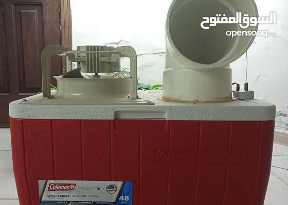 ترهيم مكيف صحراوي لتوفير كهرباء