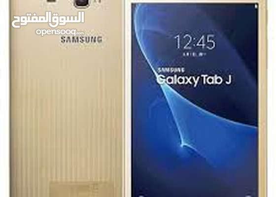 tablette  galaxy tab j