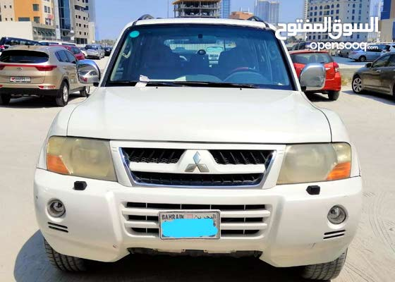 PAJERO CAR FOR SALE 2003