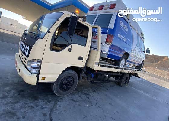 نقل السيارات والشاحنات والمعدات 24 ساعه