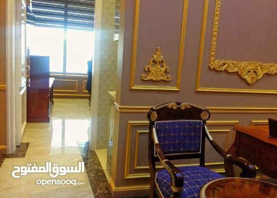 مكتب مجهز شامل الخدمات للايجار  شمال الرياض