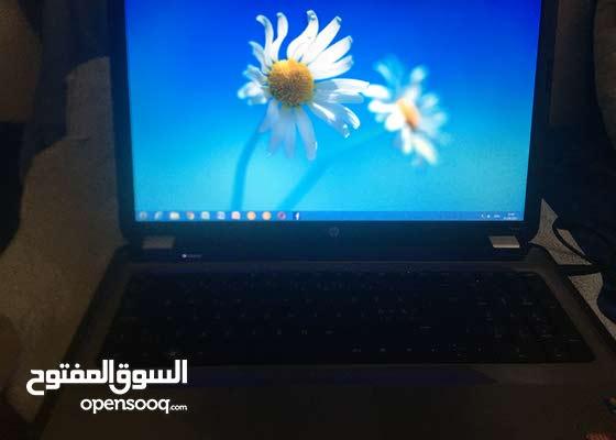 حاسوب HP مستعمل للبيع