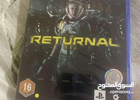 لعبة returnal ••