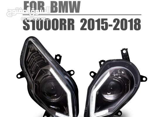 BMW S1000RR 2015-2018 FULL LED HEADLIGHT ASSEMBLY E-MARK CERTIFICATION
