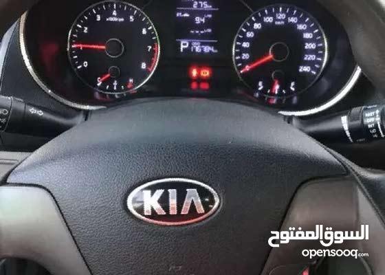 السيارة: كيا - سيراتو 2014