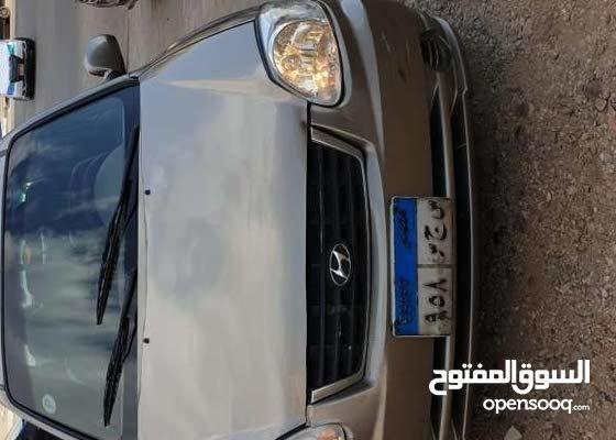 Hyundai in Cairo