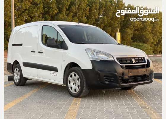 Peugeot Partner 2018 Van Long Chassis Ref#561