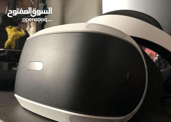 VR جهاز بليستيشن   PlayStation VR New version