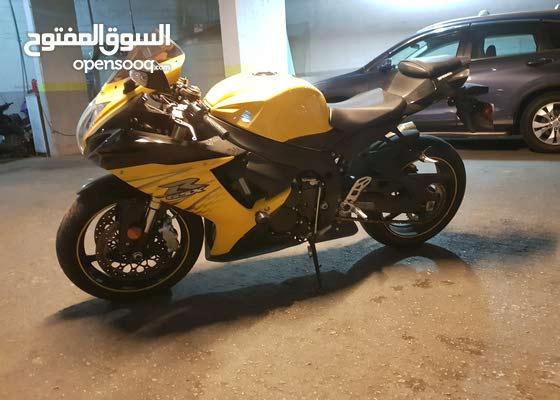 Suzuki GSX750R 2012
