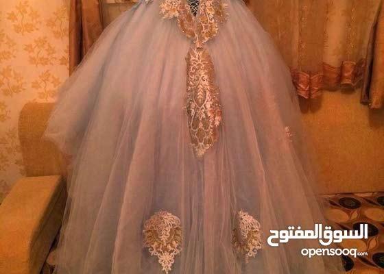 فستان شبه جديد
