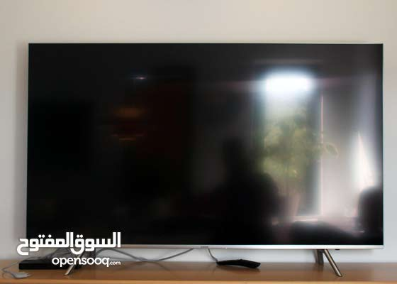 """55"""" MU7000 Flat Smart 4K UHD TV"""