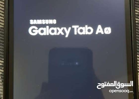 Samsung Galaxy Tab A T285 in perfect condition as new/Only by whatsapp