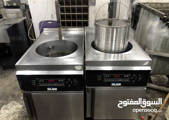 Broasted fryer for sale برستد