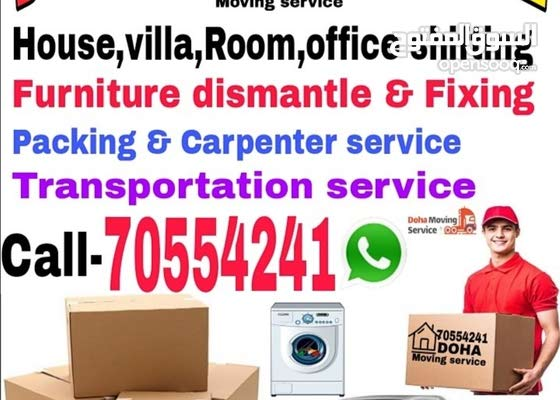 Doha movers & packers service