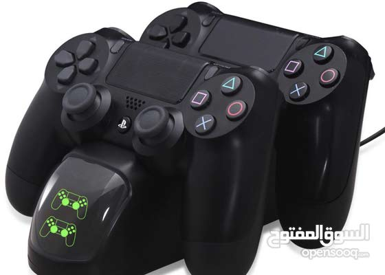 Dual charging Dock for PlayStation 4