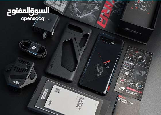 Asus Rog phone 5  16/256 GB + Aero fan