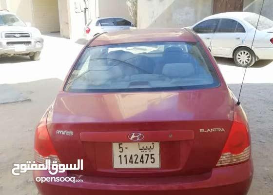 used condition hyundai elantra 2004 with 190 000 199 999 km mileage 124193683 opensooq السوق المفتوح