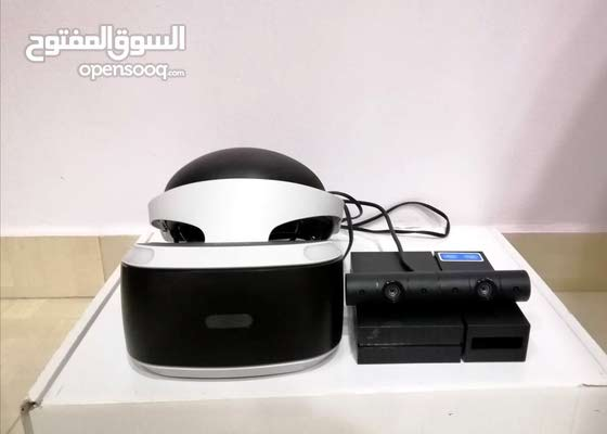 للبيع Play Station  VR الجهاز بحالة جيدة