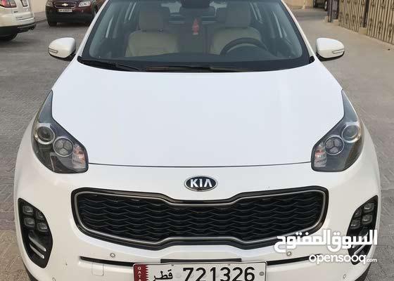 Full Option Kia Sportage 2017