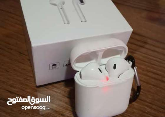 I9S-TWS Bluetooth Airpods Multifunction & Free Cilicone Cover With Metal Clip