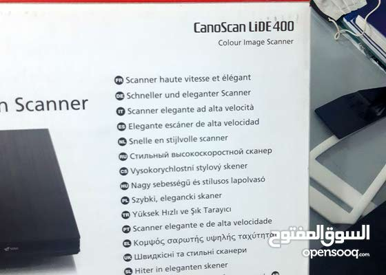 Scanner Canon Lide 400 4800 pixel