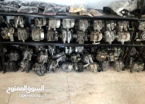 Car Alternator (Dynamo charge) available for all types of Cars